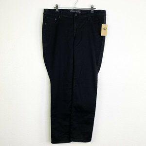 Torrid Source of Wisdom Womens Skinny Jeans Sz 14